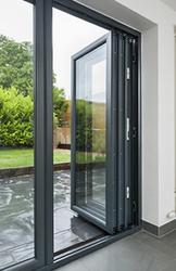 UPVC Slide & Swing Doors image