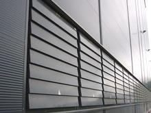 Louvred Smoke Ventilator Solution  The Eura is the most cost effective solution for both smoke and day-to-day ventilation. The Eura extracts large volumes of smoke, utilizing the buoyancy of hot gases in the rising plume. Natural day-to-day ventilation is driv...