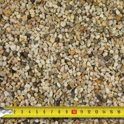 Pearl Quartz Dried Gravel 5-8mm Flooring - Landscaping, Specialised & Decorative Aggregates from Derbyshire Aggregates image