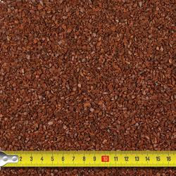 Daltex Red Dried Gravel 1-3mm - Landscaping, Specialised & Decorative Aggregates from Derbyshire Aggregates image