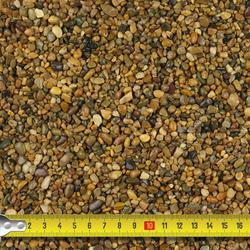 Brittany Bronze Dried Gravel 2-5mm - Landscaping, Specialised & Decorative Aggregates from Derbyshire Aggregates image