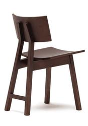 The 30x30 is a contemporary side chair made from beech wood. The curved seat and back add style as well as comfort. It can be stained to the wood finish of your choice and is also available with a matching bar stool. With it's modern look,the 30x30 side chair,...
