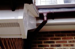 PVC-U vented soffit boards image