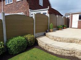 Composite Fencing, the environmentally friendly easy to install alternative  Deeplas composite fencing is the new stylish and easy to install fencing solution that saves you money. Not only will it revolutionise your garden with its contemporary look and feel,...