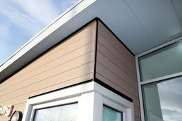 PVC-U Shiplap Cladding  Robust, attractive, versatile cladding to enhance and refresh any home  Deeplas PVC-U shiplap cladding is the perfect way to update and restore the appearance of any building. It is ideal for replacing deteriorating timber, refresh old ...
