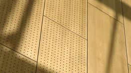 Perforated Acoustic panels image