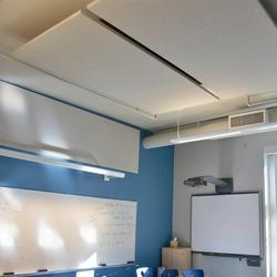 FabricAirRenewImprove indoor air quality, room hygiene and acoustics with Decoustics' fabric wrapped wall & ceiling panels featuring AirRenew fabric technology.  Decoustics' fabric wrapped panels with AirRenew technology improve indoor air quality by removing ...