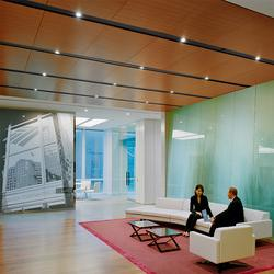 WoodQuadrilloQuadrillo is a premium acoustical transverse grooved membrane with a natural wood veneer finish. It is available for both ceiling and wall applications with a variety of natural wood finishes some of which include, but are not exclusive to: Beech,...