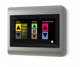 Delmatic Touchpanel - the ultimate touchscreen experience image
