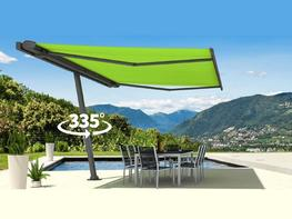 Markilux Planet free standing awning frame system image