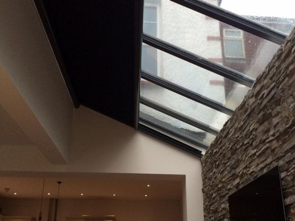 Electric Blinds For Skylights Roof Lanterns And Roof Lights