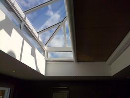 Electric Blinds For Skylights Roof Lanterns And Roof Lights By Deans Blinds Amp Awnings Uk Ltd