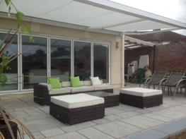 Markilux Mx1 patio awning by Deans Blinds image