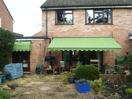 Classic Retractable Value Patio Awning By Deans Blinds Awnings Uk Ltd