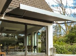 Markilux 3300 Patio Awning By Deans By Deans Blinds Awnings Uk Ltd