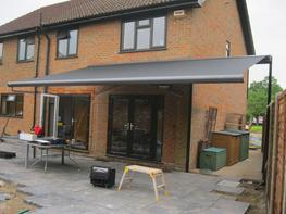 Markilux 6000 Luxury Patio Awning By Deans Blinds Awnings Uk Ltd