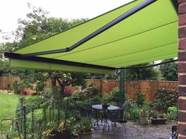 Markilux 990 end fix Patio Awning image