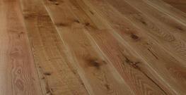 Wessex Oak Engineered Rustic UV Oiled Flooring image