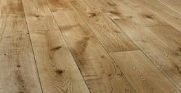 Wessex Engineered Oak Rustic Cathedral Flooring image