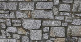 Random Building Stone – Silver/Grey Granite image