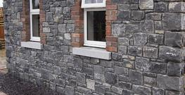 Random Building Stone – Black Limestone image