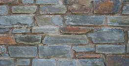 Searching for a true blue sandstone, we were delighted to source this beautiful random building stone from South Wales. Mostly blue grey with occasional bronze seams, we crop and dress this characteristically Welsh blue sandstone to give it a soft riven surfac...