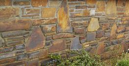 Random Building Stone – Orange Sandstone image