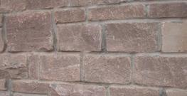 Coursed Tumbled Building Stone – Callow Sandstone image