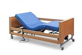 Profiling bed including profiling mattress image