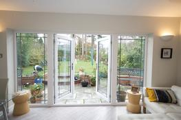 Patio & French Doors image