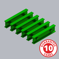 I-Bar Pultruded Grating image
