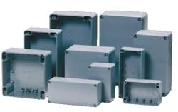 ALU - Cable Supports & Enclosures image