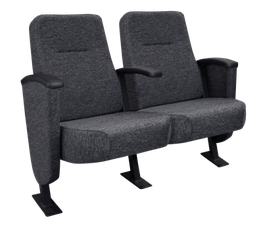 The Pacific is the theatre seat of choice where comfort and durability are the primary concerns.