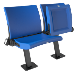 With its signature design, the competitively priced ARC LITE sets the benchmark for tip-up spectator seating.