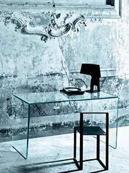 Trim Glass Desk image