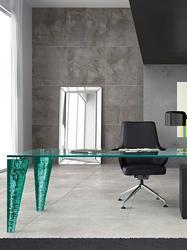 Atlas Scrivania Glass Desk image