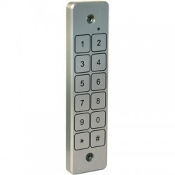 Premium Slimline Piezo Keypad - GB Locking Systems Ltd