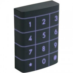 User Friendly Waterproof Braille Keypad image