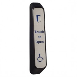 Architrave Stainless Steel Sensor - Touch Button image
