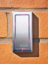 MV-1 HID iClass Vandal Resistant Reader image