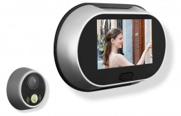 Battery Operated High Quality Digital Door Viewer image