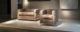 LC2 - Domestic Living Room Furniture - Cassina