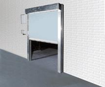 Smoke Control Rolling Curtain SC310 image