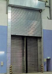 Sound Insulation Rolling Door 45 dB image