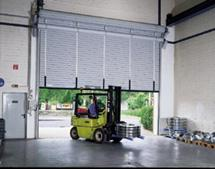 Sound Insulation Rolling Door 31 dB image