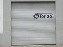 Sound Insulation Rolling Door 25 dB image