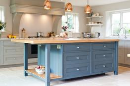 All our luxury kitchens are handmade from the highest quality materials at our workshop in Kent. We take the time to understand what you are looking for from your kitchen and design a room that suits your needs and incorporates your unique style. As part of yo...