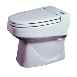 The SuperFlush 2002 is a fully automatic chinaware toilet macerator suitable for pumping waste from the WC pan to a higher level when gravity drainage is not possible or economical to install.  The system is suitable for installing either at the initial buildi...