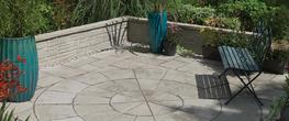 Old Town Paving Slabs - Bradstone