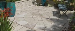 Old Town Circle paving image
